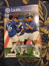Stadionheft SV Darmstadt - FC Ingolstadt 06/07