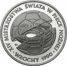 500 zl -1988 - Polen - Fußball WM 1990
