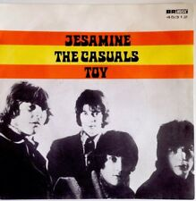 "The Casuals-1968-unplayed-7""Vinyl-Jesamine/Toy-bemusing 45312"