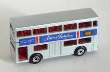 """MATCHBOX / LESNEY -  1-75 SUPERFAST - (17b) - DAIMLER """"LONDONER""""  (UNBOXED)"""