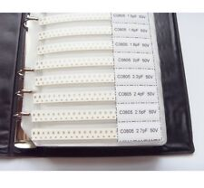 0805 SMD Resistor and Capacitor Sample Book Full Version m85