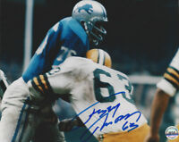 PACKERS Fuzzy Thurston signed photo 8x10 AUTO Autographed Green Bay