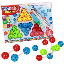 Kids Puzzle Toy Interchangeable Inserted Bead Toy Children Birthday Gift CB