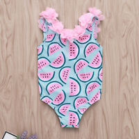 Summer Kids Baby Girl Bikini Set Swimming Clothes Swimsuit Swimwear Bathing Suit