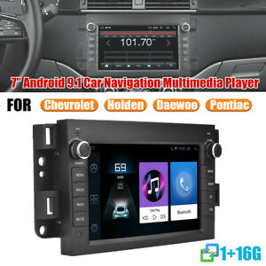 "Fit for Chevrolet 7"" Car Multimedia MP5 Player Navigation Bluetooth FM Reversing"