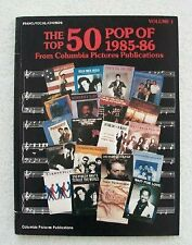 B002QHM0XU Top 50 Pop of 1985-86 From Columbia Pictures Publications