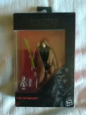 Star Wars Luke Skywalker Black Series Action Figure