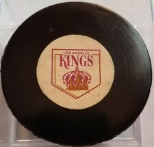 EXTREMELY SCARCE LA KINGS ART ROSS CONVERSE HOCKEY PUCK vintage made in the USA