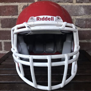 Riddell Revolution Speed Helmet, Medium, Recertified In 2020