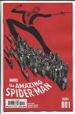 AMAZING SPIDER-MAN #801 - MARCOS MARTIN ART & COVER - MARVEL COMICS/2018