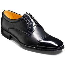 Barker Lace-up Square Shoes for Men