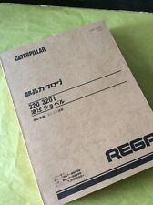 Caterpillar 320 320L Excavator 7GJ 8HJ 3XM 4JM Parts Catalog Manual Book Guide