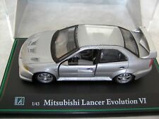 Cararama Mistsubishi Lancer Evolution VI  1/43