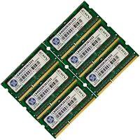 XUM 4GB 8GB 16GB Memory RAM 4 Laptop PC3-10600S DDR3 1333MHz 204 SoDIMM LOT