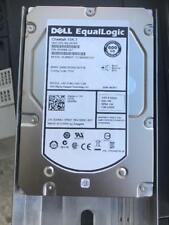 "Dell 600GB SAS 15k Hard Drive 3.5""  in Dell Caddy Equallogic or Dell Servers"