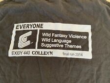 Exidy 440 Collex'n Final Run 2014 T-Shirt M Medium Wild Fantasy Violence