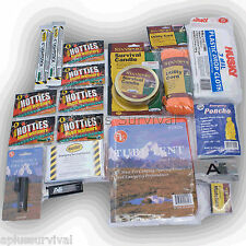 12 Piece Deluxe Shelter Survival & Camping Kit