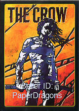 THE CROW: CITY OF ANGELS - Legends of the Crow Chase Card #7 - Danijel Zezelj