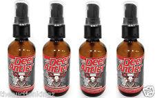 4 x Deer Antler Spray Velvet Horn IGF-1 Extract Natural Testosterone Booster