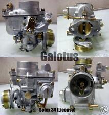 PEUGEOT 203 Carburateur 34 PBICA - Solex 32 type - NEUF FABRIQUÉ RÉCEMMENT