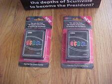 Scum Card Game  8 DECKS NEW Family Game **