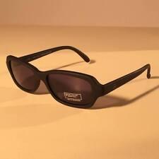 Occhiali da sole Benetton 262 50S nero satinato, lenti grigio