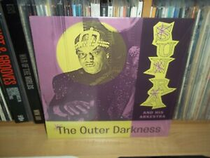 SUN RA The Outer Darkness US NORTON Free JAZZ Space Poetry LP Full Play Test