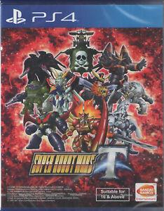 PS4 Super Robot Wars T - Playstation 4