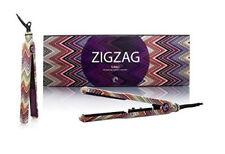 Le Angelique Zig-zag Turbo Flat Hair Iron   Sale!!