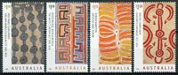 Australia Art of Desert Stamps 2020 MNH Paintings Cultures 4v Set