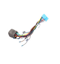 Xtrons Universal 20Pin ISO Wiring Harness Connector Adapter For Car Stereo UK