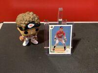 1991 Upper Deck Chipper Jones Rookie Top Prospects #55 Atlanta Braves
