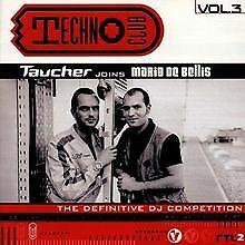 Techno Club Vol.3 von Various | CD | Zustand gut