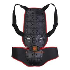 Motorcycle Back Protector Motocross Armor Guard Brace Racing ATV Body Vest