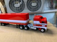 1/64 BJ & the BEAR Custom made tractor trailer
