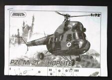 Intech 1/72nd Scale PZL Mi-2T Hoplite (Bag Only, No box, No decals!!!)