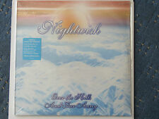 NIGHTWISH OVER THE HILLS AND FAR AWAY VINYL,  limited edition White vinyl Rare