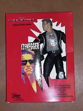 Rare Collector's Pack 1993 Boom Vintage Terminator T2 Action figure and video