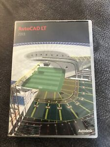 AutoDesk AutoCAD Lt 2013 Software + License for Commercial Use