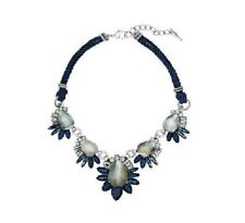 Chloe and Isabel Northern Mist Statement Necklace N345- New in C + I Dust Cover