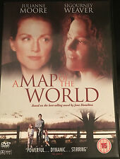A MAP OF THE WORLD starring Julianne Moore, Sigourney Weaver - NEW (MU1) {DVD}
