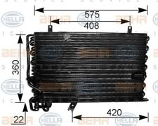8FC 351 037-131 HELLA Condenser  air conditioning