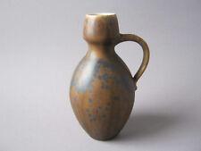 Keramik Vase signiert Rolf Weber Kassel Kunstkeramik West German Art Pottery
