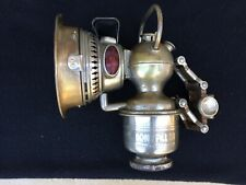 Vintage Bicycle Carbide Lamp - Miller Monarch - Raleigh Superbe HUMBER