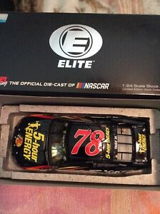 2018 #78 Martin Truex Jr 1/24 5 Hour Energy / Bass Pro Shops Elite Car 1/261