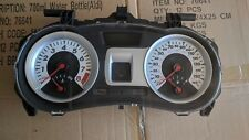 Renault Clio MK3 2005-2012 Instrument Panel Dials Clocks 80K Approximately WHITE