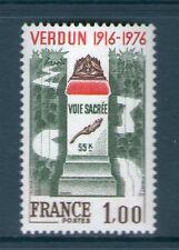 TIMBRE 1883 NEUF XX LUXE - VERDUN 1916-1976 - 1ERE GUERRE MONDIALE