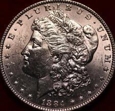 1884 Philadelphia Mint Silver Morgan Dollar