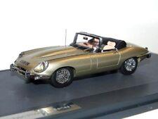 Matrix Scale Models, 1970 JAGUAR E-Type Series II ROADSTER, METALLIZZATO ORO, 1/43