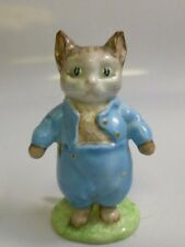 Beatrix Potter Tom Kitten Figurine By Beswick BP-2a